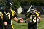 11.5.2008 Panthers vs. Danube Dragons