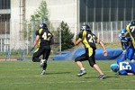 2.5.2009 EFAF Cup - Panthers vs. Zürich Renegades