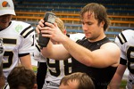 14.5.2011 Prague Panthers - Ostrava Steelers